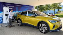 Electric cars to be profitable in three years, says Volkswagen