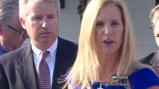 Kerry Kennedy in Court