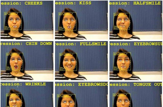 Intel's AI wheelchair can be controlled by facial expressions