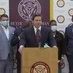 WEB EXTRA: Florida Gov. Ron DeSantis At Bethune-Cookman University