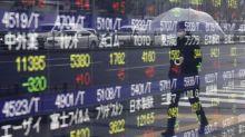 Asian markets rise following Wall Street's rally