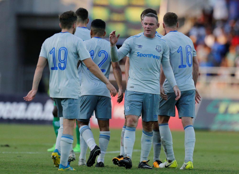 Gor Mahia FC v Everton - Pre-Season Friendly