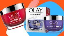 Consigue un 30% de descuento en los productos para la piel más vendidos de Olay