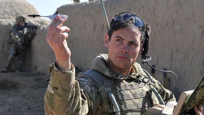 US-Army will Soldaten bis 2018 mit Mini-Drohnen ausrüsten