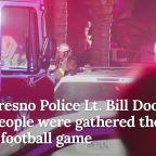 California Police Say 10 Shot, 4 Killed at Backyard Party