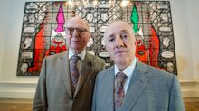 Two become one as George & Gilbert get RA nod - but only have one vote