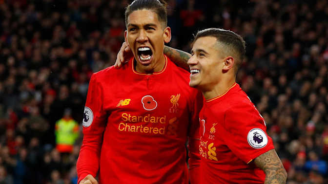 How Liverpool are taking special measures to protect Coutinho and Firmino