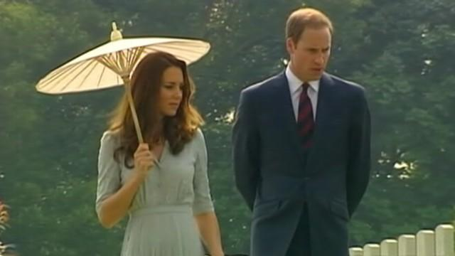 Prince William and Kate Go Back to School at University of St. Andrews