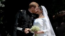 Meghan Markle And Prince Harry's Wedding Flowers Were Donated To London Hospice