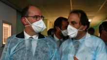 Coronavirus: France escalates response as outbreak hits 'tipping point'