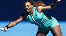 Serena's remarkable rankings rise despite stunning Aus Open exit
