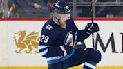 Laine scores twice to extend point streak
