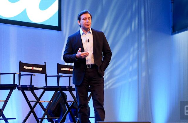 Ford CEO Mark Fields looks to a future beyond car ownership