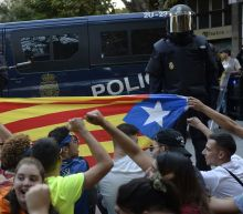 At Least 12 People Arrested in Spain Amid Catalan Independence Demonstrations