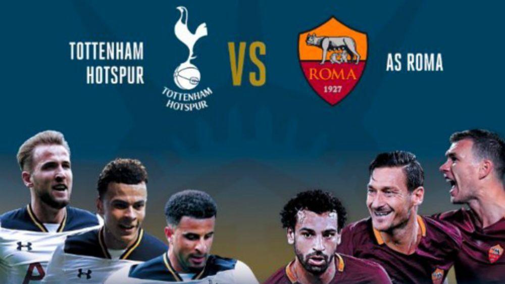 Totti sulla locandina di Tottenham-Roma del 25 luglio: indizio sul rinnovo?