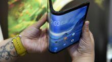Las 4 razones por las que no deberías comprar un móvil plegable