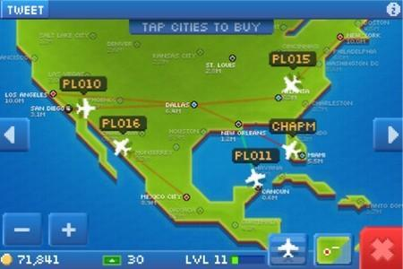 Daily iPhone App: Pocket Planes flies high