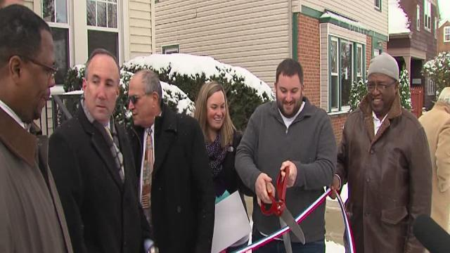 'Homefront' programs helps put vet in new home