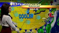 Meteorologist Chelsea Ingram Has Your Monday Afternoon Forecast