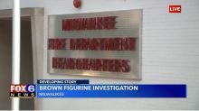 Firefighter who hung brown doll from neck in Wisconsin station suspended, chief says