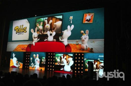 Rabbids Invasion interactive TV show announced [Update: Trailer!]