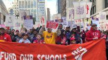 Chicago Teachers Are Going On Strike