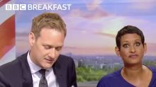 Naga Munchetty's 'victory dance' as BBC overturns complaint against her