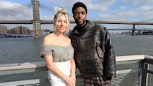 Chadwick Boseman Took a Pay Cut to Increase Sienna Miller's Salary on 21 Bridges