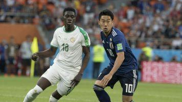2:2 - Senegal und Japan verpassen Vorentscheidung