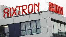 US moves to block Chinese purchase of German tech firm Aixtron