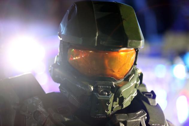 'Halo 5' will run in 'true 4K' on Xbox One X