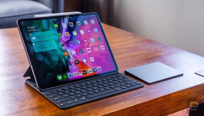 Apple's upcoming iPad Pro could be scarce due to next-gen display shortages