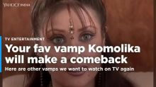 With Komolika all set to make a comeback in Kasautii Zindagii Kay reboot, here are other TV vamps we want to return