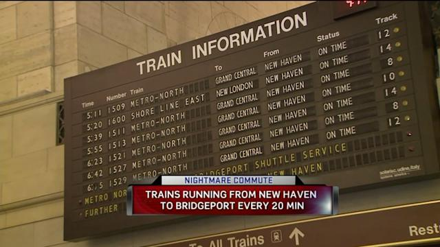 Travel Options For Connecticut, New York Commuters
