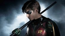 'Titans' first look: Brenton Thwaites in costume as Robin