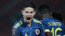 James Rodríguez desmiente versiones de peleas al interior de selección colombiana en Ecuador