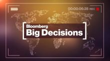 Bloomberg Big Decisions: Johnson & Johnson CEO Alex Gorsky