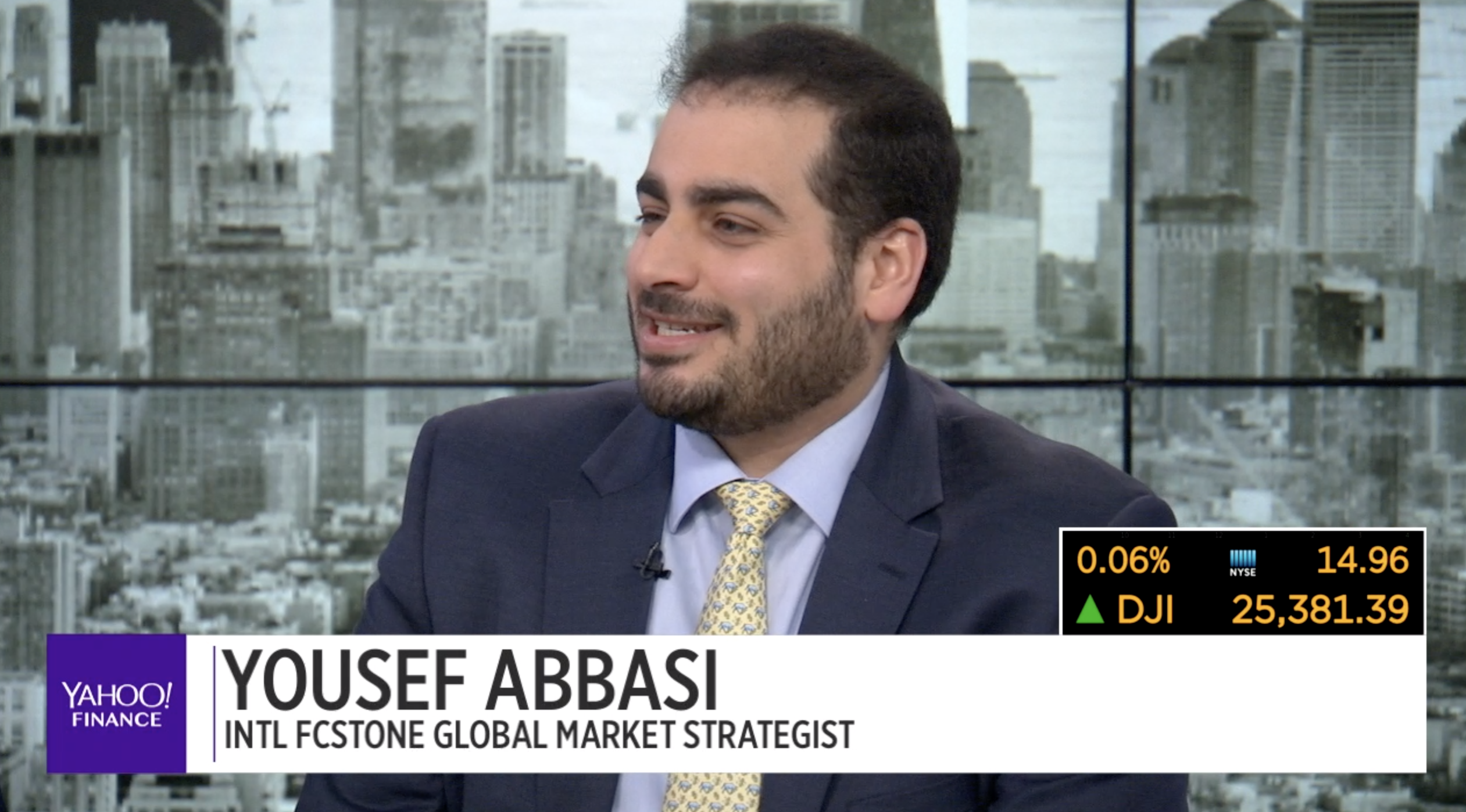 People Are Optimistic Around The Idea Of A Powell Put Says Yousef Abbasi Video