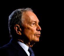 Joe Biden throws down gauntlet to Michael Bloomberg, saying 'I'm pretty far ahead'