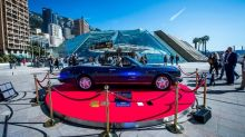 Supercars and flying vehicles on show at Top Marques Monaco