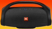 Over 3,000 Amazon shoppers can't stop raving about this JBL Boombox — and today only, it's 30 percent off