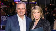 Eamonn Holmes called by brother who didn't know he was live on This Morning
