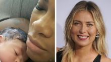 Serena Williams makes veiled dig at Maria Sharapova in open letter to her mother