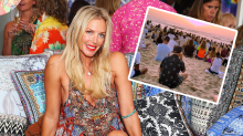 Hundreds gather to pay tribute to Annalise Braakensiek