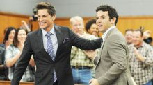 Your TV To-Do List: 'The Grinder' Closes His Final (?) Case