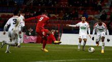 England's Mavididi sparks Dijon cup goal glut