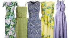 15 Stylish Dresses To Wear To a Summer Wedding