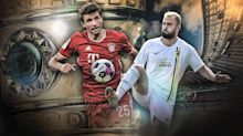 Blamiert sich Bayern im Pokal?