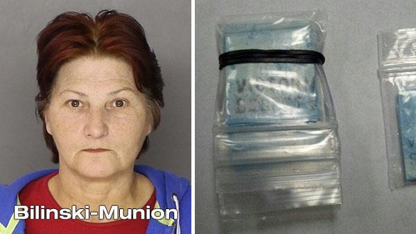 Chester Co. boy brings heroin to school; grandmother arrested