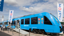 World's First Hydrogen-Powered Train Hits the Tracks in Germany